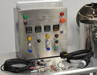 30a PID Control Panel, 2 elements