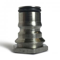 Ball Lock Tank Plug Assembly - Liquid (Firestone)