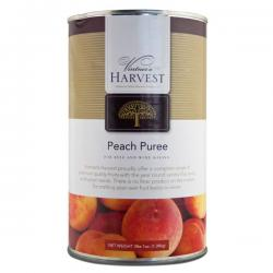 Peach Puree, 49 oz.