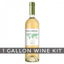 California Moscato, World Vineyard 1 Gallon Wine Kit