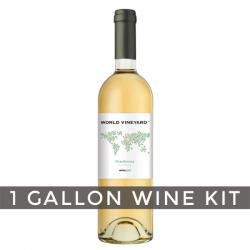 Australian Chardonnay, World Vineyard 1 Gallon Wine Kit