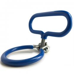 Blue Carboy Handle