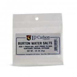 Burton Water Salts, 1/3 oz.
