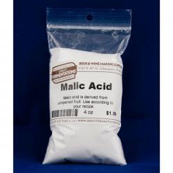 Malic Acid, 4 oz