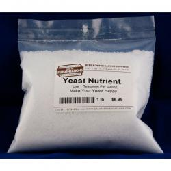 Yeast Nutrient, 1 lb