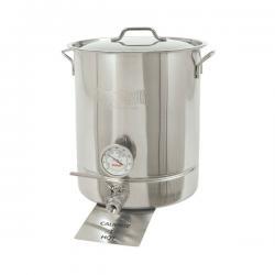 Bayou Classic 8 Gallon 4-Piece Brew Kettle