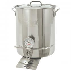 Bayou Classic 16 Gallon 4-Piece Brew Kettle