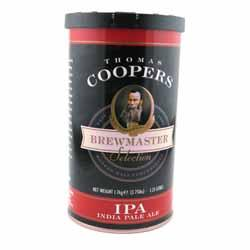 Thomas Coopers IPA Kit, 3.75 lbs.
