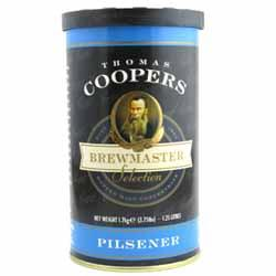 Thomas Coopers Pilsner Kit, 3.75 lbs.