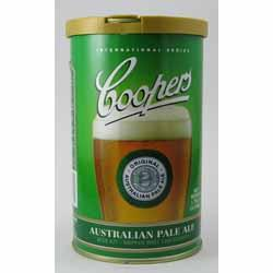 Coopers Australian Pale Ale Kit 3.75 lbs.