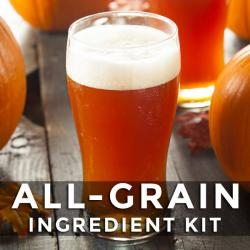 Pumpkin Ale All-Grain Kit