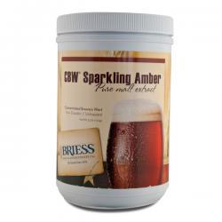 Briess Sparkling Amber Liquid Malt Extract - 3.3 Pounds
