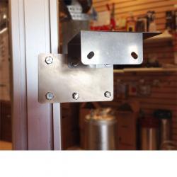 Pump Mounting Bracket for TopTier, Blichmann Engineering