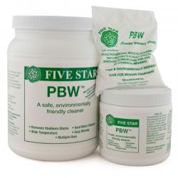 PBW - Powdered Brewery Wash - 2 oz.