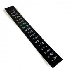 Stick-On Dual Scale Thermometer