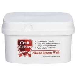 National Chemicals Craft Meister Alkaline Brewery Wash