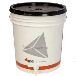7.8 Gallon Bottling Bucket with Spigot and Lid