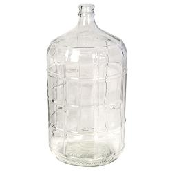 6 Gallon Glass Carboy with Ribbed Sides