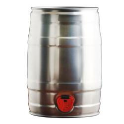 5L Party Keg with Tap