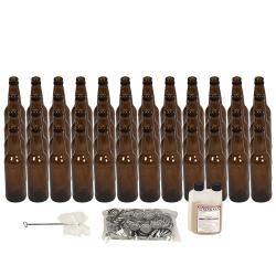 Basic Bottle and Cleaning Kit