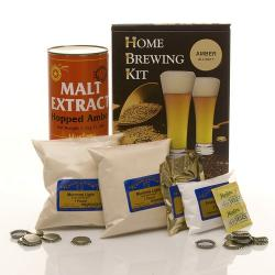 Amber True Brew Ingredient Kit