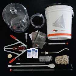BSG Fine Wine Equipment Kit with 6 Gallon PET Carboy