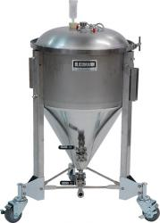 Blichmann 42 Gallon Fermenator Conical Casters