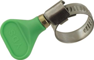 Butterfly Tubing Clamp (Medium) - Fits 3/4
