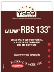 RBS 133 Dry Wine Yeast (8 g)