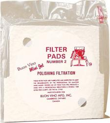 Buon Vino Mini Jet Filter Pads (3) - Fine (Polish #2)