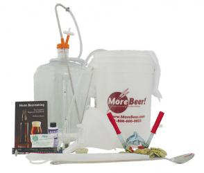 Personal Home Brewery Kit #2 - Deluxe With PET Carboy