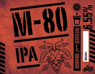 M-80 IPA - All Grain (Milled)