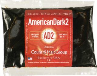 Belgian Style Candi Syrup - Dark 2 (1 lb)