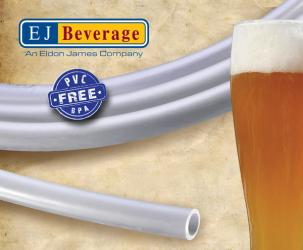 Ultra Barrier??? PVC Free Beer Tubing - (1/2 in ID) Roll of 100 ft