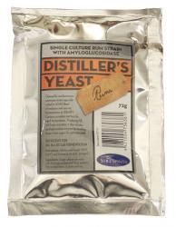 Turbo Yeast - Rum Distiller's
