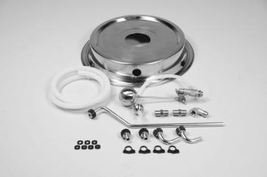 Blichmann G2 BrewEasy Adapter Lid Kit - 10 gallon