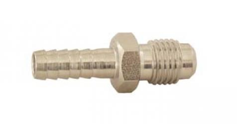 Flare Fitting - 1/4'' Male Flare x 1/4'' Barb
