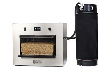 PicoBrew Zymatic Machine with Keg