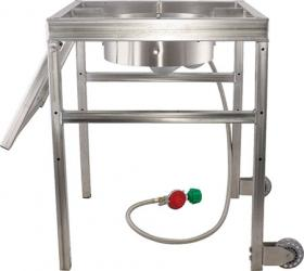 BrewBuilt AfterBurner w/ Handle and Casters