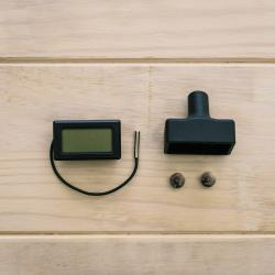 LCD Temp Display Module for Mash Tuns, Chronicals & FTSs Systems - Fahrenheit
