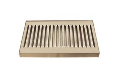 Deluxe Stainless Drip Tray - 8.25