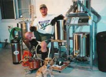 Jim Nielsen's Hop Mothra Ale - Extract Beer Kit