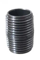 Gas Pipe Nipples - 1'' x 1/2''