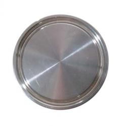 Stainless - 1.5in Tri-Clamp End Cap
