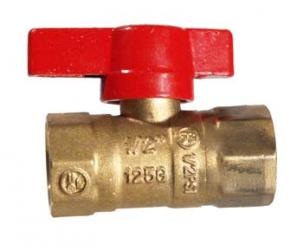 Brass Ball Valve - Gas
