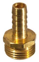 Brass Hose - Male Hose x 1/2'' Barb