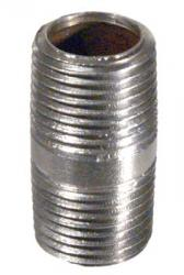 Stainless - Nipple - 1/2 in. x 1.5 in.