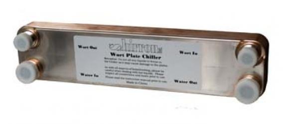 Shirron Plate Wort Chiller
