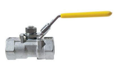 Stainless Ball Valve - 3/8