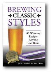 Book - Brewing Classic Styles - 80 Winning Recipes Anyone Can Brew